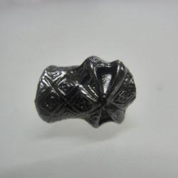 Skalle Metall Ninja 1H Gunmetal