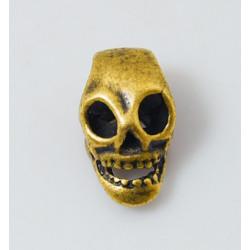 Skalle Tibetan Skull Metall...