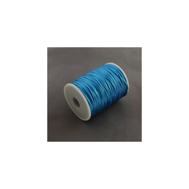 nylontrad mm dodgerblue  yards rulle