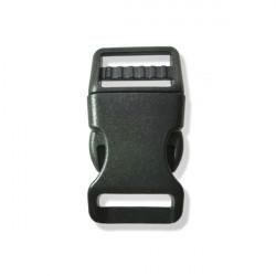 Snäpplås 25mm C864 Svart