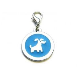Dog ID-tag 25mm - Doggie...