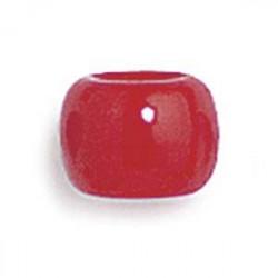 Pony Beads Standard Röd...