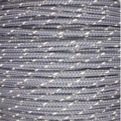 2mm, REFLECTIVE NAVY BLUE...
