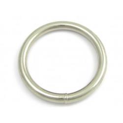 Solid svetsad O-ring 8mm