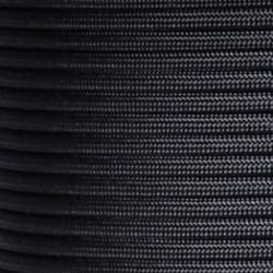 BLACK (002), 3mm Nylon...