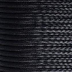 BLACK (002), 5mm Nylon...