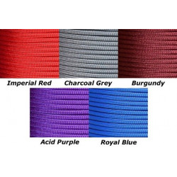 Paracord Set 5 (8ftx5st)...
