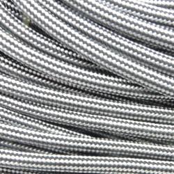 SILVER GREY & BLACK STRIPE (143) 550 Type III Commercial