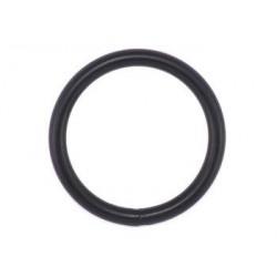 Solid svetsad O-ring 25mm...