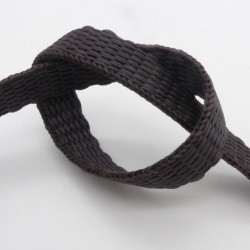10mm BROWN Polypropylen Webbing
