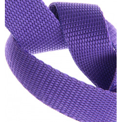 15mm PURPLE Polypropylen Webbing