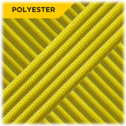 4mm Poly, Bright Yellow...