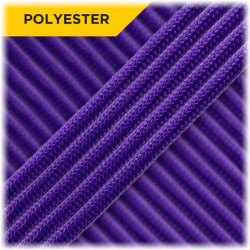 4mm Poly, Dark Purple...