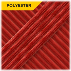 4mm Poly, Imperial Red...