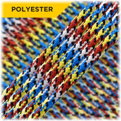4mm Poly, Rush (P008), per...