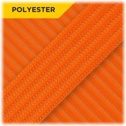 4mm Poly, Neon Orange...