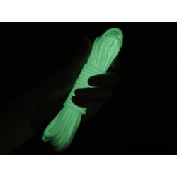 Paracord US400 Glow VIT 30meter