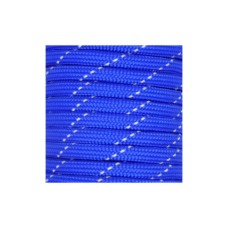 4mm, REFLECTIVE ELECTRIC BLUE (RP10) 550 Type III Commercial