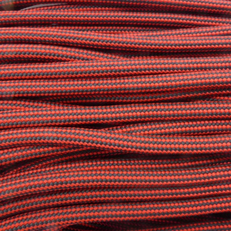 IMPERIAL RED & BLACK STRIPE FF (134) 550 Type III Commercial