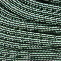 MINT & BLACK STRIPE (135) 550 Type III Commercial