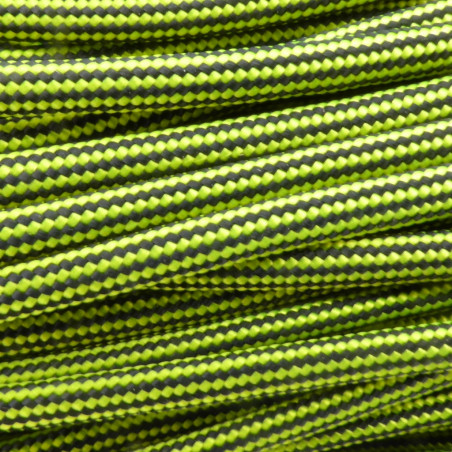 NEON YELLOW & BLACK STRIPE (141) 550 Type III Commercial