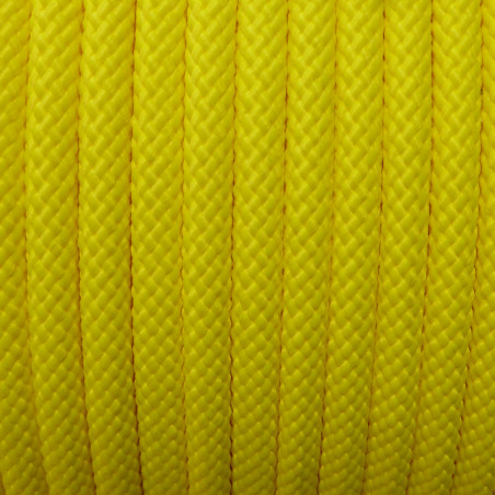 "6mm (1/4"") Poly Pro Utility Rope, Neon Yellow"