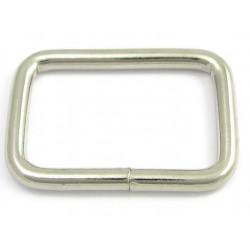 Fyrkantloop metall 10mm 10-pack